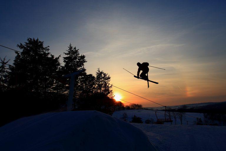 sunset-ski-jump