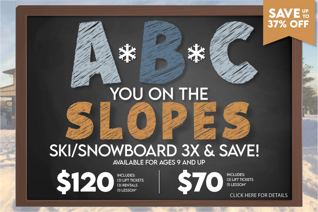 ABC You On The Slopes