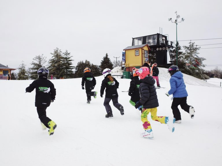Sundown Mountain Resort Junior Race Team
