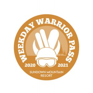 Weekday Warrior Emblem 2021_2022