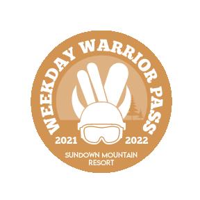 Weekday Warrior Emblem 2021_2022