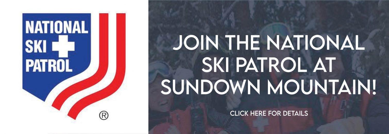 Ski Patrol Recruitment
