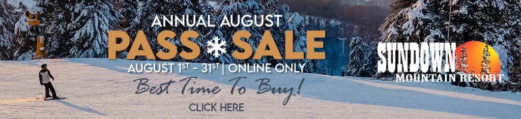 Annual August Sale 2021